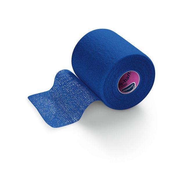 Самофиксирующийся бинт Рeha-Haft 4 м х 4 см, синий